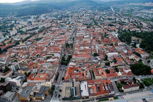 Košice. Metropola východu sa podľa prieskumu zdá atraktívnejšia pre život ako hlavné mesto