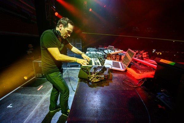Paul van Dyk. Piaty najbohatší DJ na svete prekvapil v Košiciach svojou skromnosťou.