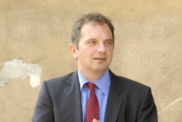 Ján Sudzina. EHMK šéfoval v roku kultúry.