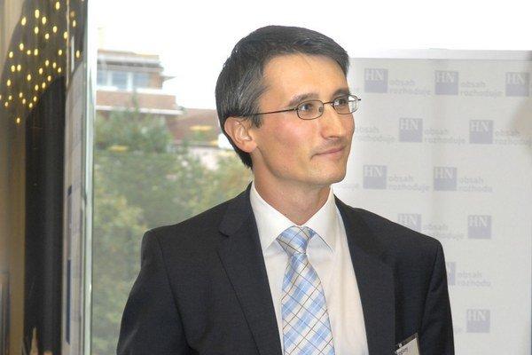 Marián Bodi. Finančný šéf IBM potvrdil nové pracovné miesta v Košiciach