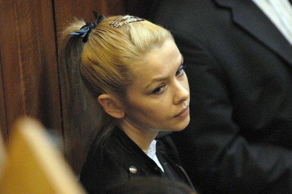 Dnes pokračuje proces s Evou Varholíkovou.