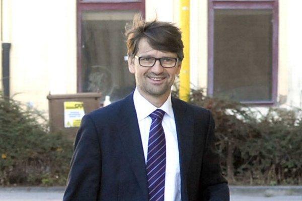 Marek Maďarič. Minister kultúry je s EHMK spokojný.