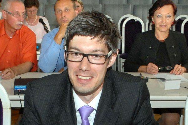 Martin Sopko (KDH) preferuje elektronickú komunikáciu.