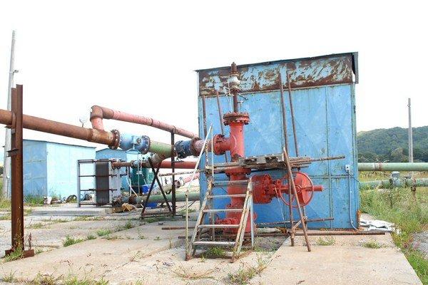 Vrty pri Ďurkove. Či sa niekedy využijú, nie je dnes isté. Číňania plánuju elektráreň pri neďalekých Sečovciach.