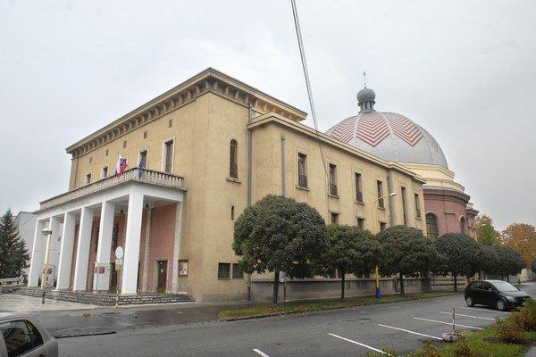 Dom umenia. Súdne spory o budovu trvajú už vyše 19 rokov.