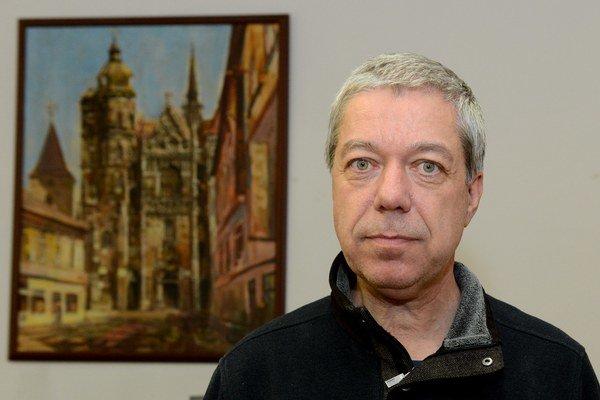 Rudolf Bauer vyzve v druhom kole súboja o post košického župana Zdenka Trebuľu.