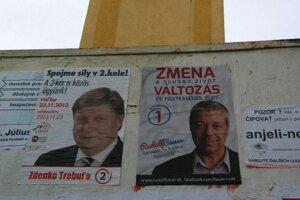Trebuľa stratil aj v Moldave nad Bodvou.