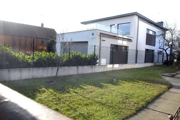 Dom primátora v Barci. Stavba spolu s pozemkom stála okolo 380-tisíc eur.