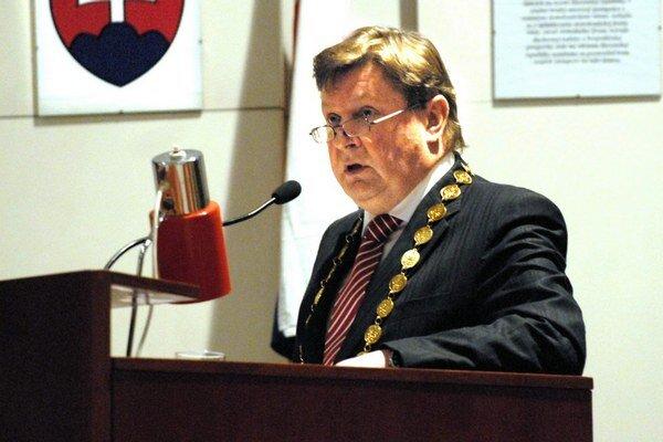 Župan Trebuľa. Nasledujúce 4 roky sa môže oprieť o pohodlnú väčšinu poslancov.