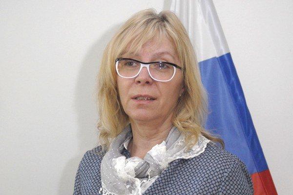 Gabriela Mináriková.