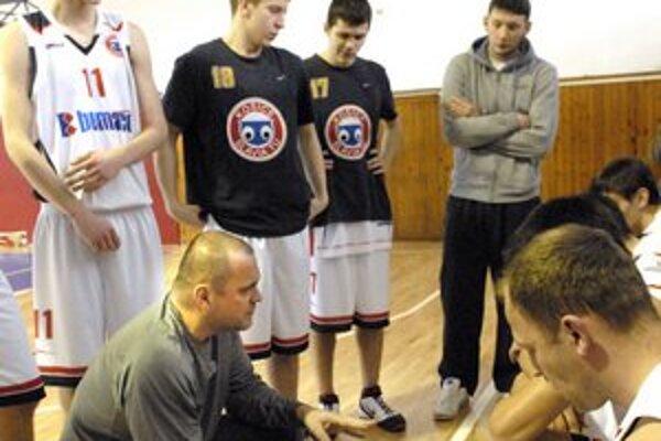 Slávia TU pokračuje. Dvaja menší sponzori podržali košický mužský basketbal.