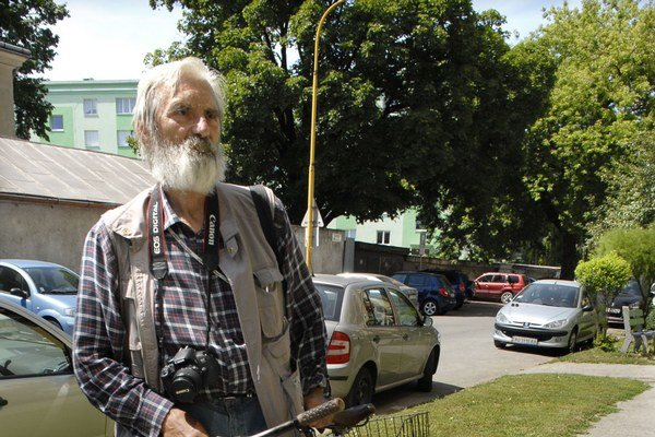 """Gabriel Kladek. Na jeho obľúbenej """"favoritke"""" ho už Košičania v meste neuvidia."""