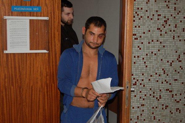 Násilník  od Vranova. Dostal 21 rokov.