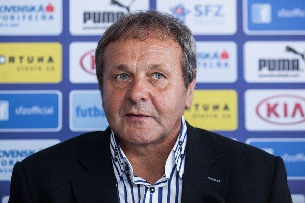 Ján Kozák. Teší sa na Bukurešť.