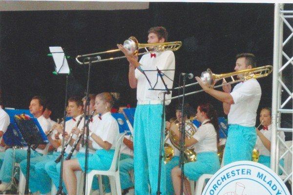 Zaujali aj pozaunisti. Orchester si napokon priviezol neúrekom ocenení.
