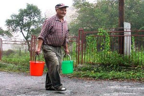 Cieľom investícií je aj zlepšiť zásobovanie pitnou vodou.