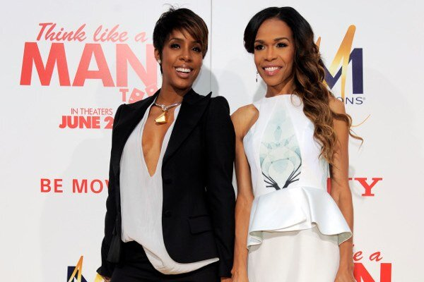 Kelly Rowland a Michelle Williams