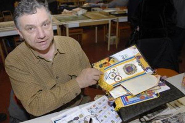 Starosta Bačenko. Chce zriadiť múzeum Medzinárodného maratónu mieru.
