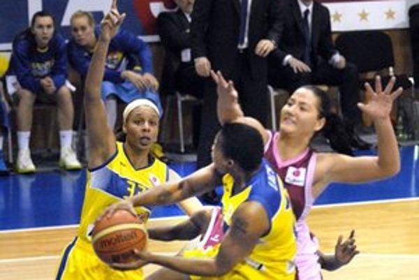 Basketbalistky Good Angels Košice vstúpia v Eurolige do play-off na domácej palubovke.