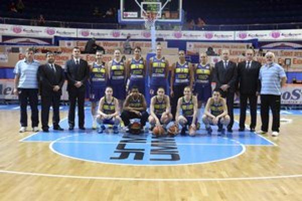 Štvrtý tím Euroligy. Basketbalistky Good Angels dosiahli najväčší úspech v klubovej histórii.