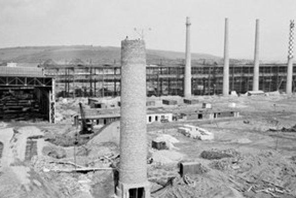 Železiarne sa stali najväčším zamestnávateľom v regióne.