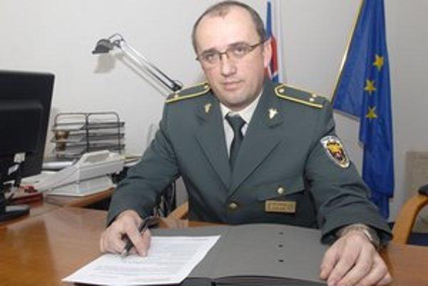 Nový šéf colníkov. Vladimír Kolcun trvá na nadregionálnej spolupráci.