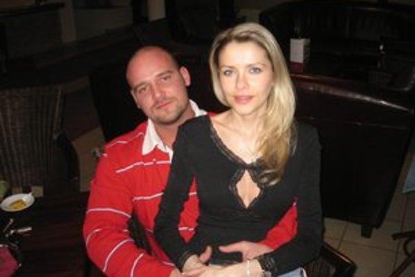 Erik Fischer s Evou Varholíkovou.