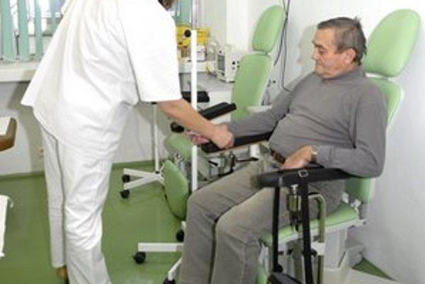 Nové prostredie pacientom prilepší.