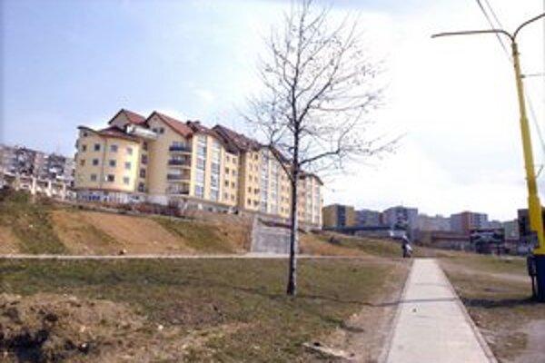 Park na DH VIII. Dočká sa investícií za 22 000 €.