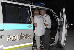 Polícia dáva fúkať už pri najmenšom podozrení z požitia alkoholu.