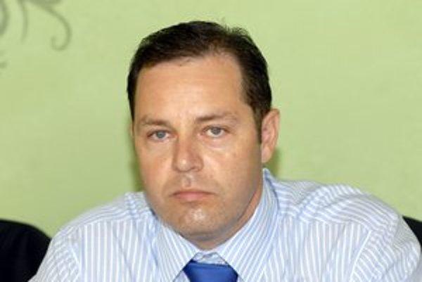 Šéf košickej záchranky Ján Šteso.