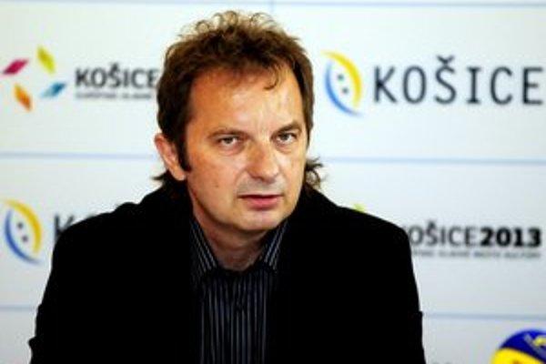 Riaditeľ EHMK 2013 Ján Sudzina.