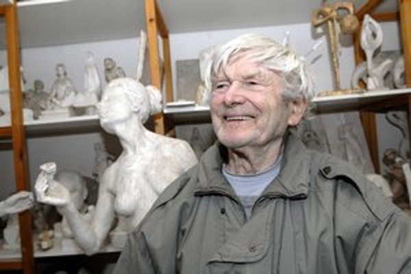Ján Mathé patril k najvýznamnejším slovenským sochárom.