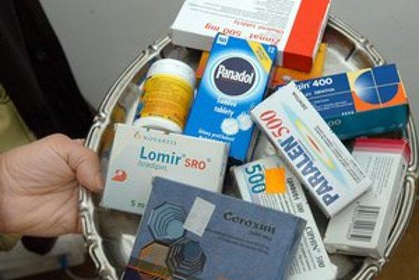 Nepotrebné lieky, Nepatria do koša, ale do lekárne.