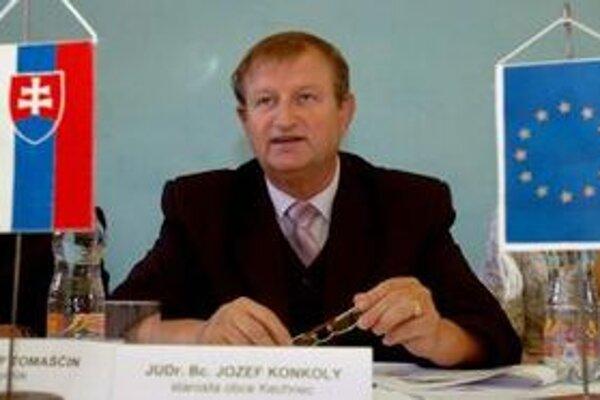 Starosta Kechneca Konkoly.