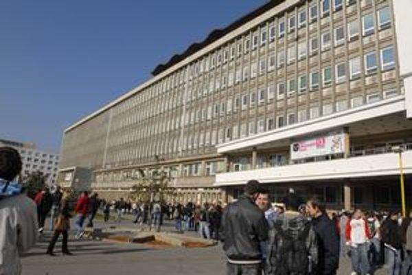 Technická univerzita Košice. Jej najsilnejším miestom je ekonomická fakulta.