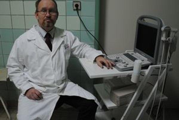 MUDr. Jarčuška vie o každom košickom prípade HIV.