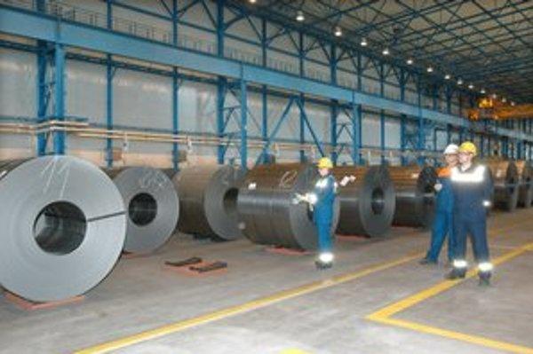 U.S. Steel. Zamestnanci Refraka čelia hromadnému prepúšťaniu.