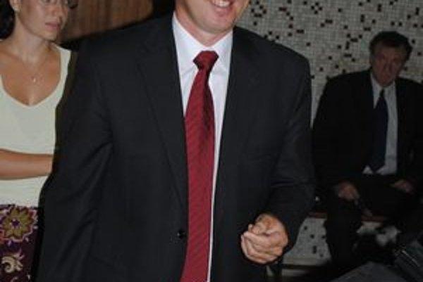 Miroslav Michalus. Miestny podnik služieb viedol viac ako 15 rokov.