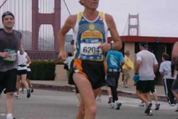 V San Franciscu si pripísal 150. čiarku v maratónskej kronike