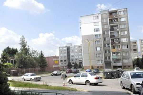 Jegorovovo námestie. Aj na tejto ulici by ste si cez deň, no najmä v noci mali dávať veľký pozor.