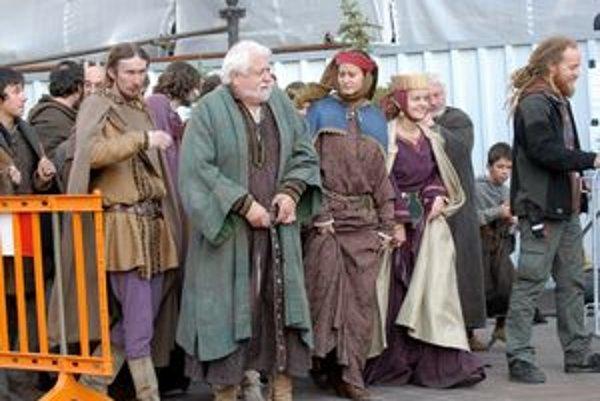 Herci sa usídlili v košickom Dóme sv. Alžbety.