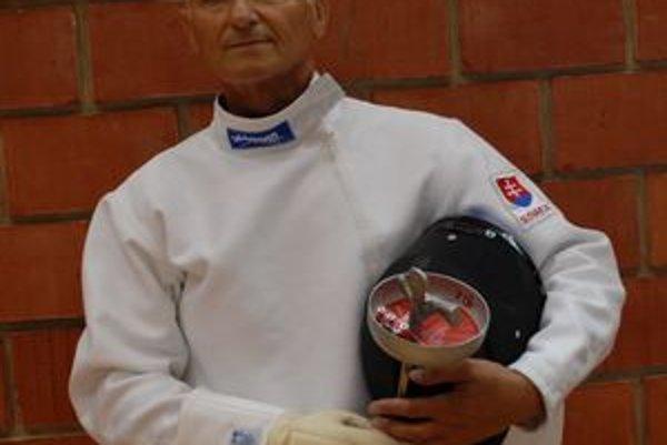 Jeden z troch mušketierov, Tibor Šafárik.