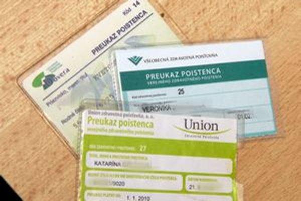 Zdravotné preukazy. Od januára si ich vymení takmer 5–tisíc Košičanov.