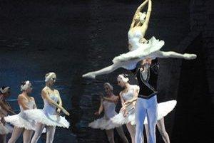 Labutie jazero. Čajkovského geniálny balet je najznámejší titul baletného repertoáru.