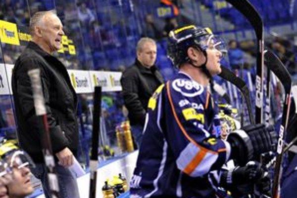 Košických hokejistov koučuje M. Ihnačák iba pár dní.