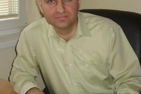 Ing. Schwartz sa venuje diamantom od roku 2007.
