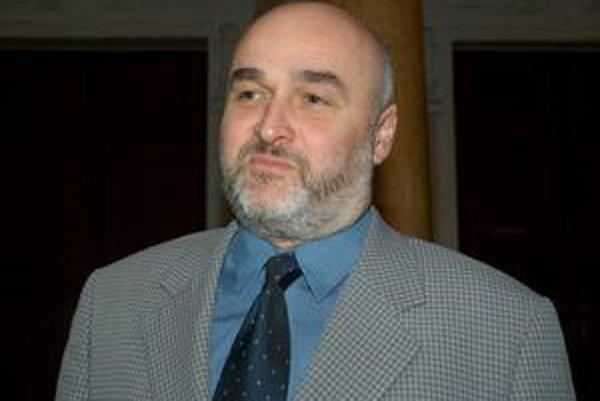 Riaditeľ VSM Robert Pollák. Verí, že pripravené výstavy prilákajú návštevníkov.