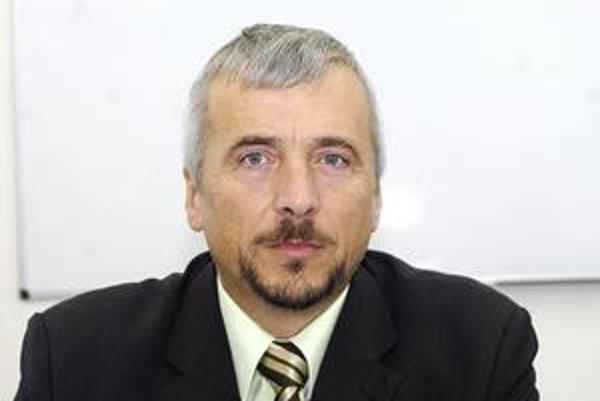 Ivan Zich. Bývalý šéf TEKO trvá na tom, že peniaze z odstupného ešte nevidel, takže ich ani nebude vracať.