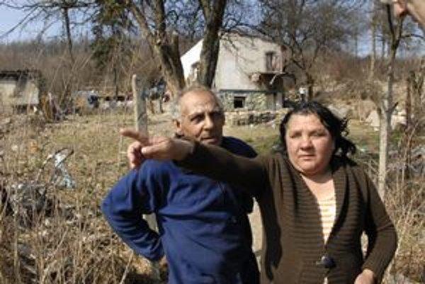 Marekova mama. Jej syn ihneď privolal záchranku, asi tým bodnutému zachránil život.